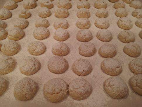 Easiest holiday cookies