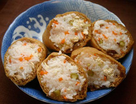 Inari Sushi - Kanno style