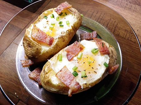 Idaho Sunrise Recipe Sparkrecipes