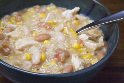 Lightening White Chili