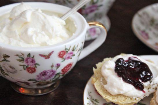 Devonshire Cream