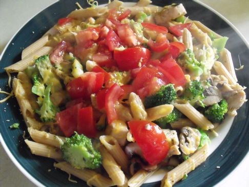 Chicken & Broccoli Penne