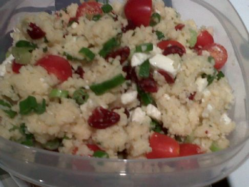 Colorful Couscous