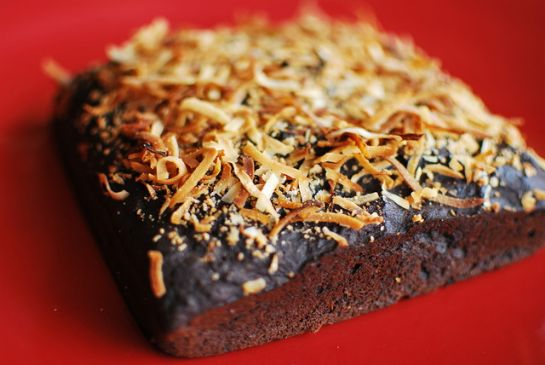 Weight Watcher's Mocha Cocoa Brownies
