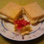 Vegan Cucumber Sandwich