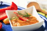 Roasted Red Pepper and Butternut Squash Dip