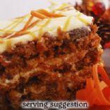Spice Cake - Namaste Foods GF - prepared per pkg