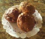 8 Week Cholesterol Cure Basic Muffins, Altered with Splenda