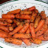 Butter Dill Carrots