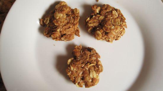 Maple Oats Cookies