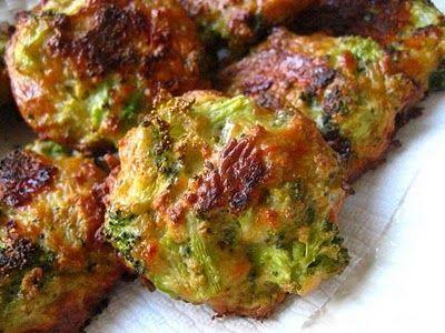 MAKEOVER: Stacey's Broccoli Bites