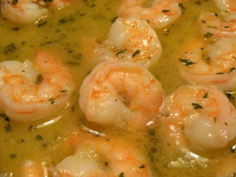 Shrimp Scampi for Garlic Lovers