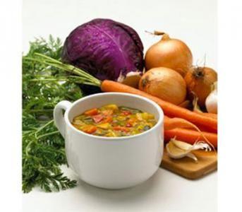 17 Day Diet Chicken Vegetable Soup