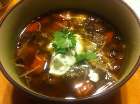 Another Tasty Fall Veggie and Bean Soup