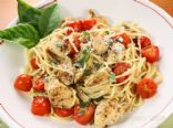 Tomato-Basil Chicken and Pasta **Low Fat/ Cal/ High Protein