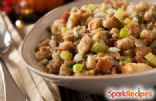 Apple-Pecan Cornbread Stuffing