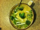 Mar's Light & Quick Broccoli Cheddar Soup