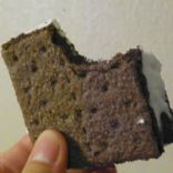 Chocolate Graham Cracker / Cool Whip Sandwiches
