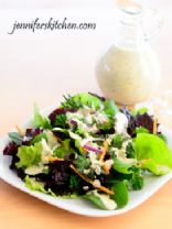 Italian Almond Salad Dressing