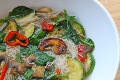 The Fit Cook's Pho