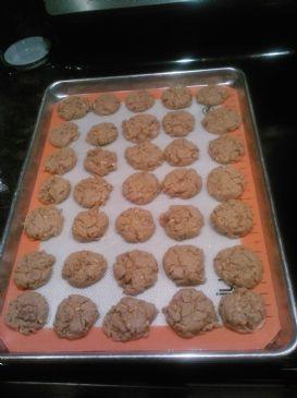 PB Bacon Chocolate Chip Cookies