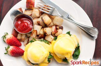 Sunny Eggs Benedict
