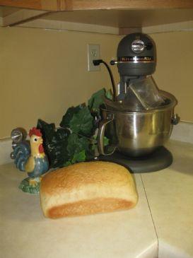 Weight Watcher's Honey Wheat Bread