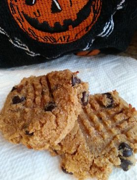 Pumpkin Chocolate Chip Cookies (Gluten Free)