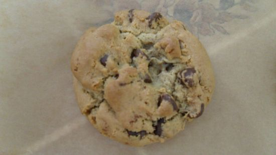 Chewy Gluten-Free Chocolate Chip Cookies