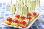 Tuna Boat Appetizers