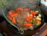 Dutch oven dinner combo