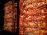 Canelones de verdura (Argentinian-style chard cannelloni)