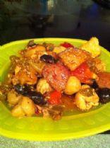 Mom's Chicken, Sausage & Potatoes