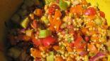 Protein Power Cilantro Harvest Salad