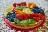 Dazzling Fruit Tart