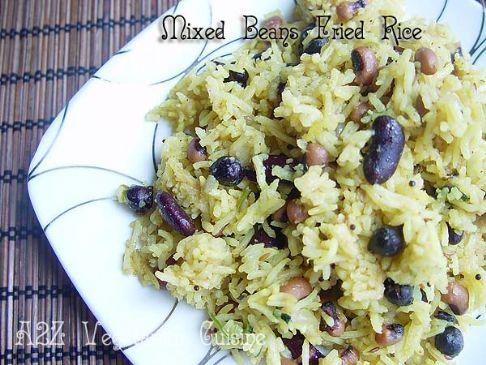 Mixed Bean Masala