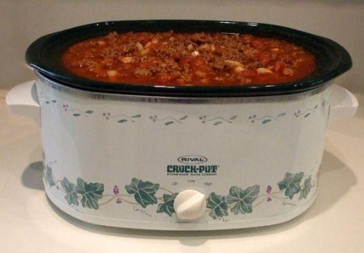 Crockpot Ultimate Chili