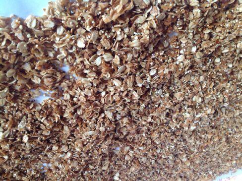 Super grain Breakfast granola - gluten free, dairy free, migraine free, low sodium, nut free