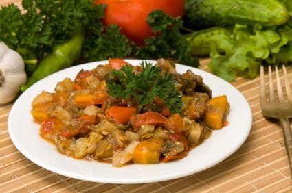 Turkish Eggplant Stew