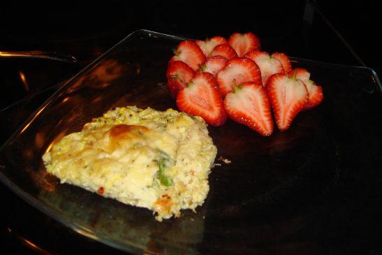 Zucchini Breakfast Bake
