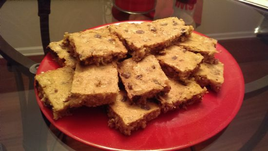Chocolate Butterscotch Coconut Bars