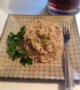 Crockpot Chicken & Rice