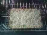 Easy Italian Chicken and Broccoli Casserole