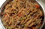 Turkey & Veggie Penne Pasta