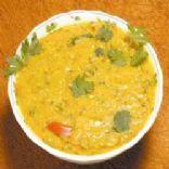 Indian Summer Stew: Butternut Squash,  and Lentil Stew