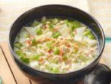 Deconstructed Won Ton Soup
