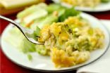 Skinny Cheesy Chicken, Broccoli, and Quinoa Casserole