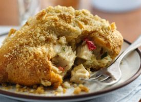 Pillsbury Savory Chicken squares
