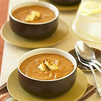 Tomato-Vegetable Bisque