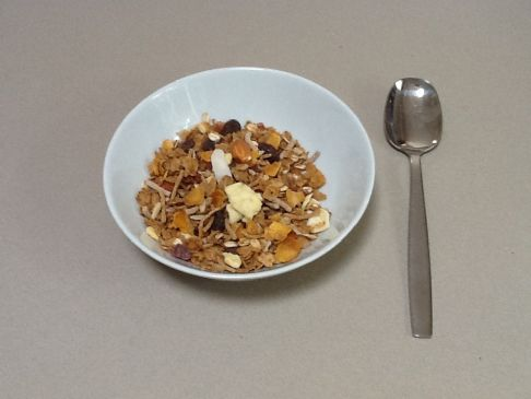 Breakfast Cereal Mix